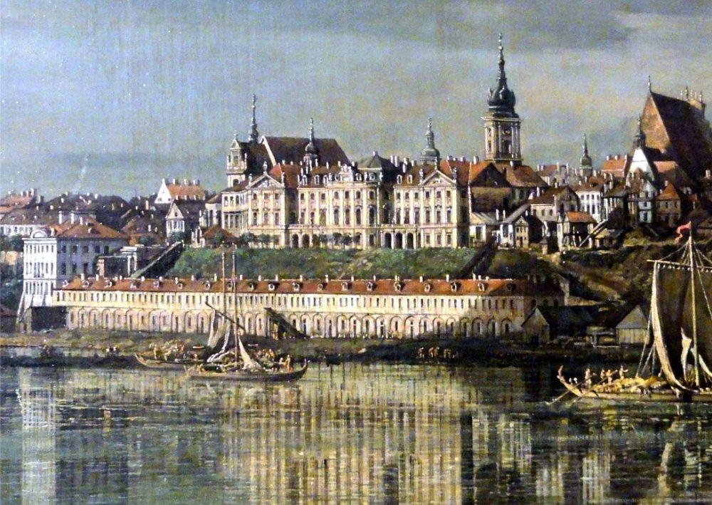 Warszawa - Canaletto