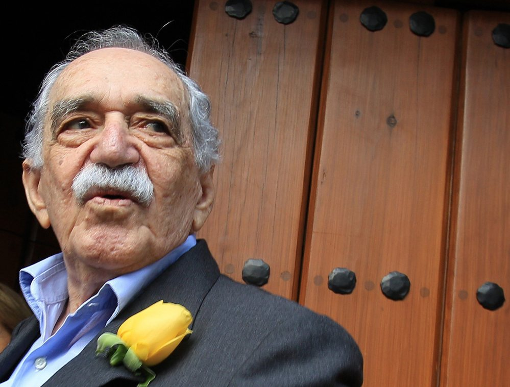 GABRIEL GARCIA MARQUEZ WAS HOSPITALIZED IN MEXICO CITY