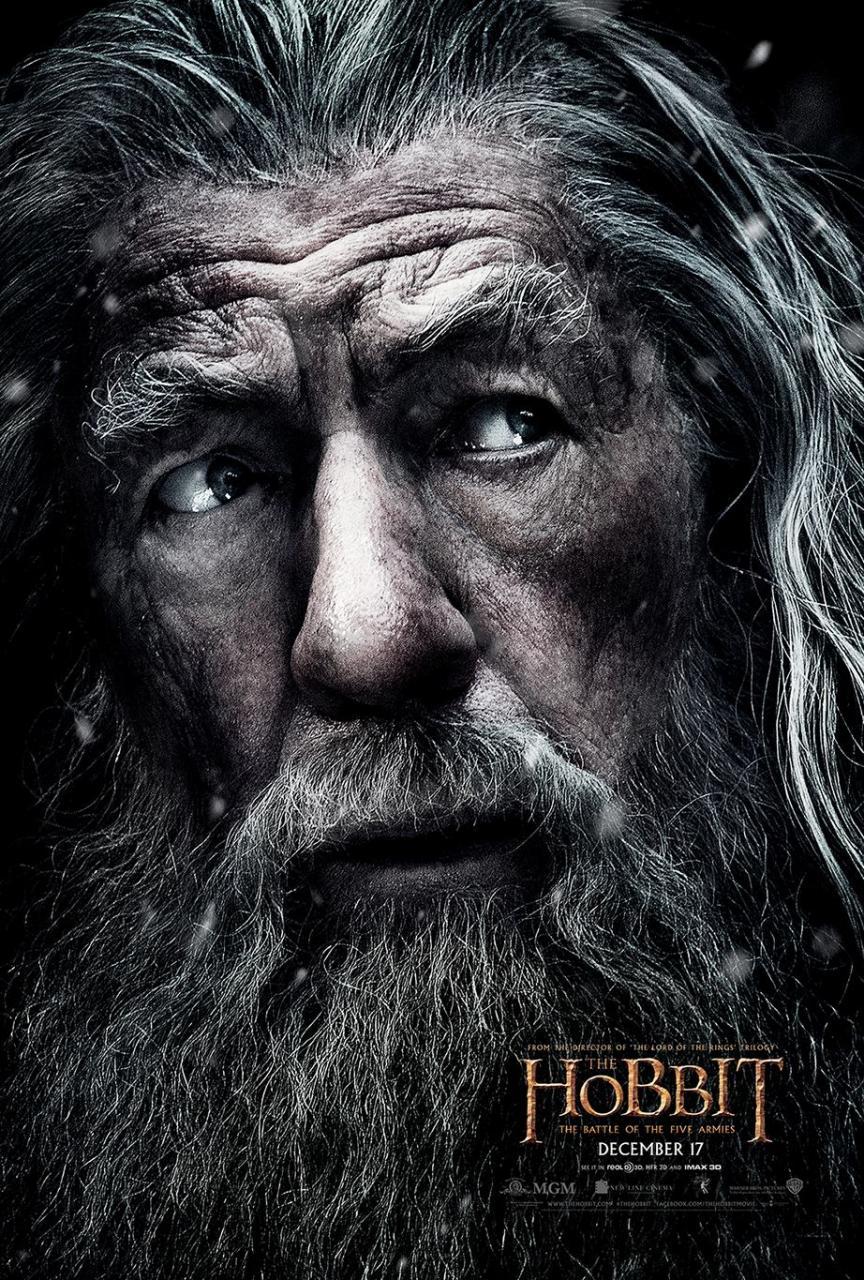 hobbit-battle-five-armies-gandalf-poster