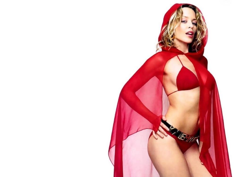 Na zdjęciu: Kylie Minogue