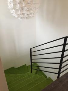 Schody - moje ulubione miejsce w nowym domu